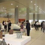 第7回国際陶磁器展美濃の会場
